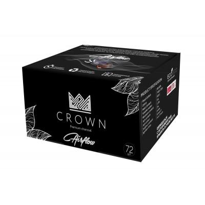 Кокосовый уголь Crown AirFlow 72 уголька