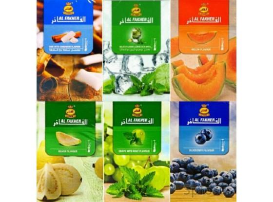 Топовые вкусы табака Al Fakher