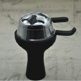 Комплект силіконова чаша + калауд