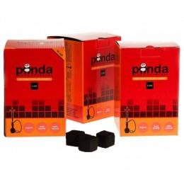 Уголь Panda красный
