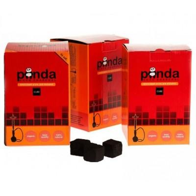 Уголь для кальяна Panda Красный 96 угольков
