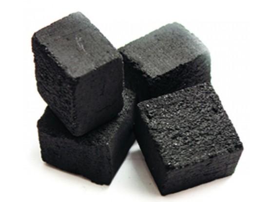 Кокосовый уголь поштучно 9 шт