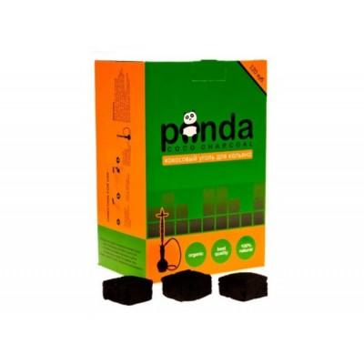 Уголь для кальяна Panda зеленый 120 угольков