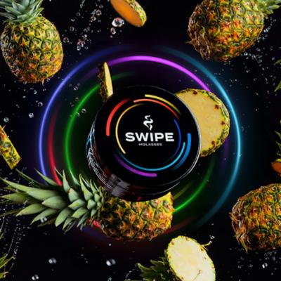 Беcтабачная смесь Swipe Pineapple (Ананас) 50 gr