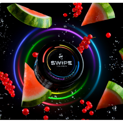 Беcтабачная смесь Swipe Watermelon Currant (Арбуз Смородина) 50 gr