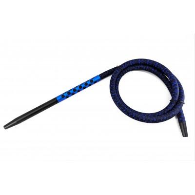 Силиконовый шланг для кальяна Garden Premium №9 синий