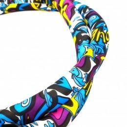 Силиконовый шланг Soft Touch разноцветный