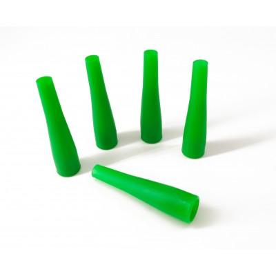 Мундштуки длинные XXL Зелёные