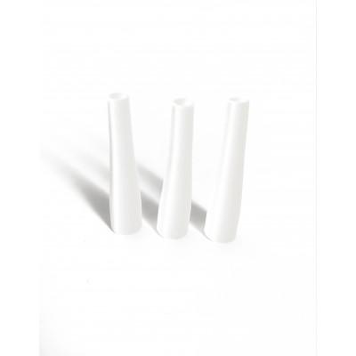 Мундштуки длинные XXL Белые