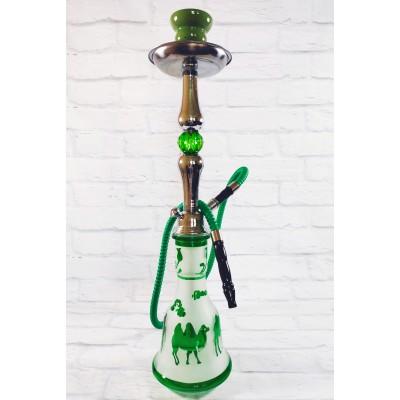 Кальян MIRK  JL-634 зелёный