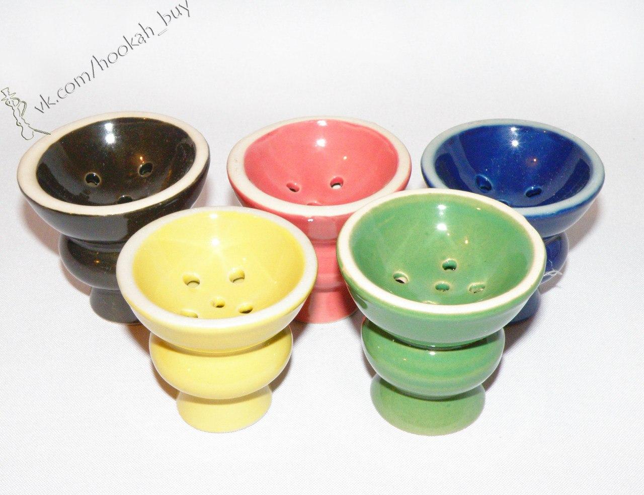 Керамическая чаша для кальяна