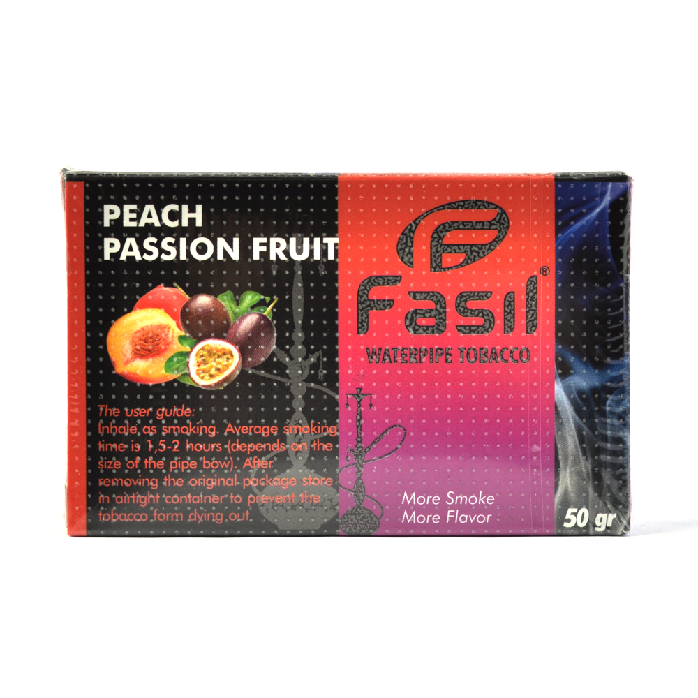 Fasil Peach Passion Fruit