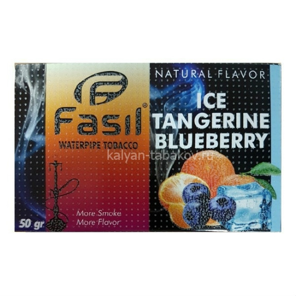 Fasil Ice tangerine blueberry