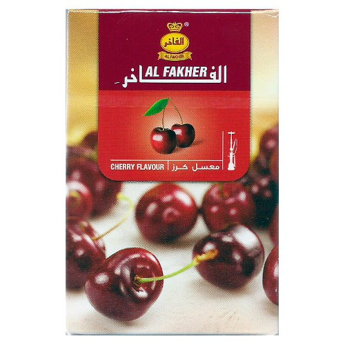 Альфакер вкус вишня